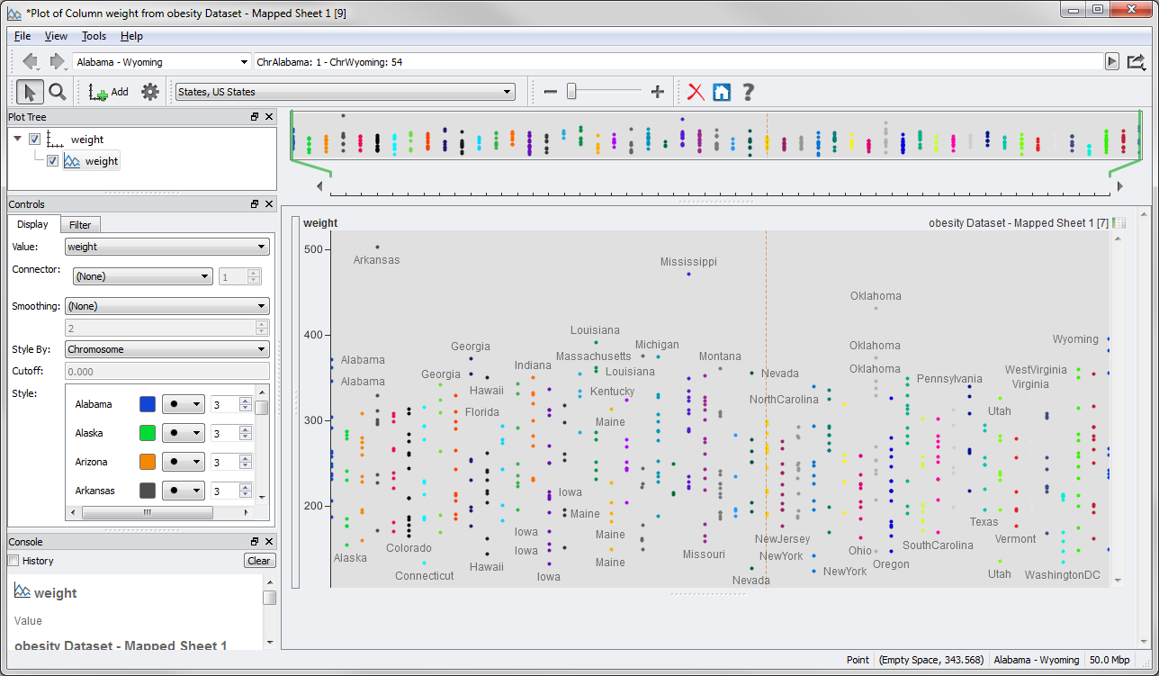 Creating a Genome Assembly in SVS 8